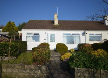 Thumbnail 2 bed terraced bungalow for sale in Enys Road, Truro