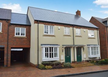 Thumbnail 4 bed terraced house for sale in Ellens Bank, Lightmoor Village, Telford, Shropshire.