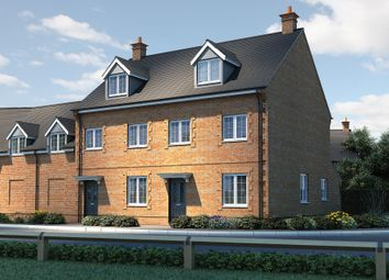 "Thumbnail 3 bed end terrace house for sale in ""The Acton"" at Mill Lane, Chinnor"