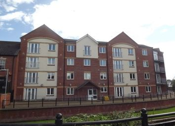Thumbnail 2 bed flat to rent in Riverside Mews, Stafford