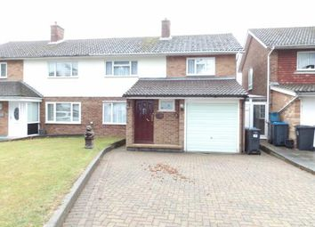 Thumbnail 3 bed semi-detached house for sale in Falconwood Road, Selsdon, South Croydon, Surrey