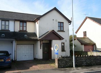 Thumbnail 2 bed semi-detached house for sale in Broadway, Cowbridge