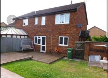 Thumbnail 1 bed semi-detached house for sale in Wavell Close, Yate, Bristol