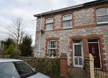 Thumbnail 2 bedroom cottage to rent in Waltham Road, Newton Abbot, Devon.