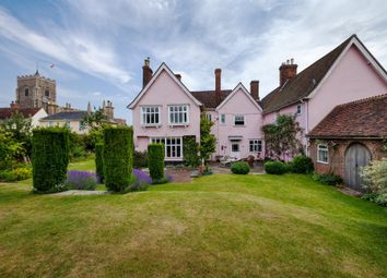 Thumbnail 6 bed detached house for sale in Clare, Sudbury, Suffolk