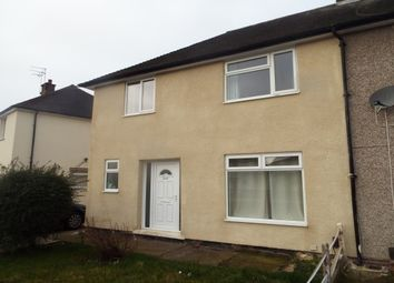 Thumbnail 3 bedroom semi-detached house to rent in Southchurch Drive, Clifton