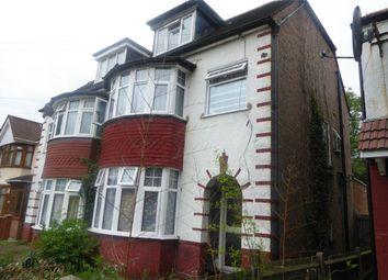 Thumbnail 7 bed semi-detached house for sale in Lancelot Avenue, Wembley