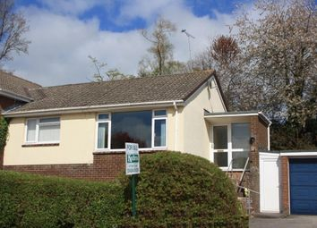 Thumbnail 2 bed semi-detached bungalow for sale in Kennaway Road, Ottery St. Mary