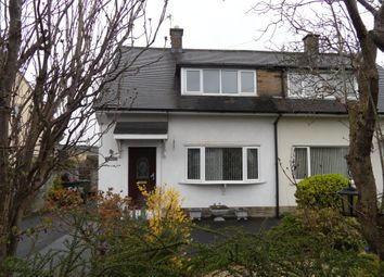 Thumbnail 2 bed semi-detached house to rent in Buttercross Close, Skellow, Doncaster