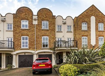 Thumbnail 4 bed property for sale in Herons Place, Isleworth