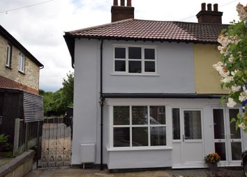 Thumbnail 3 bed semi-detached house to rent in London Road, Kelvedon, Colchester