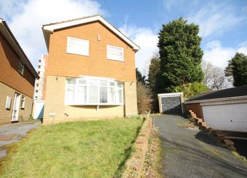 3 bed detached house to rent in Chelsea Close, Quinton, Birmingham B32