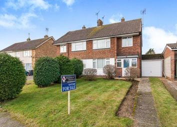 Thumbnail 3 bed semi-detached house for sale in Staleys Road, Borough Green, Sevenoaks, Kent