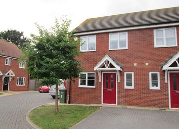 Thumbnail 2 bed semi-detached house to rent in Olympian Close, Wisbech
