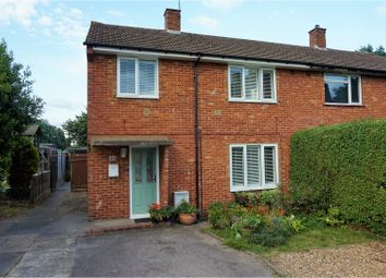 Thumbnail 3 bed semi-detached house for sale in Summerhouse Way, Abbots Langley