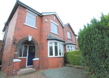Thumbnail 3 bed semi-detached house for sale in Park Road, Chorley