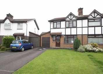 Thumbnail 3 bed semi-detached house for sale in Ashbourne Park, Lambeg, Lisburn