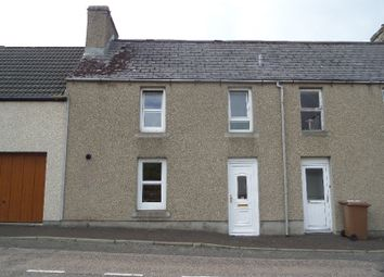 Thumbnail 3 bed terraced house for sale in Barrock Street, Thurso
