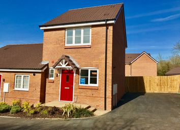 Thumbnail 2 bed semi-detached house for sale in Fairway Meadows, Ullesthorpe, Lutterworth