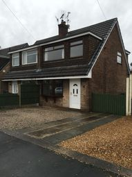 Thumbnail 3 bed semi-detached house to rent in 7 Bankside, Parbold