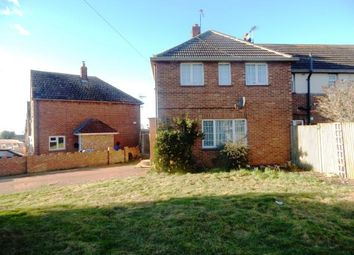 Thumbnail 3 bed end terrace house for sale in Prince Charles Avenue, Minster, Sheerness, Kent