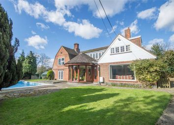 Thumbnail 4 bed detached house for sale in Whitehill, Ware, Hertfordshire