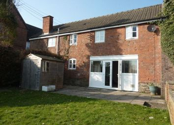 Thumbnail 3 bed cottage to rent in Thruxton, Hereford