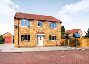 Thumbnail 3 bed detached house for sale in Victoria Drive, Gilberdyke, Brough