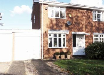 Thumbnail 3 bed semi-detached house to rent in Wimhurst Meadow, Wolverhampton