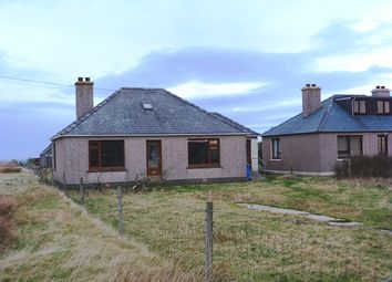 Thumbnail 3 bed bungalow for sale in Borve, Isle Of Lewis