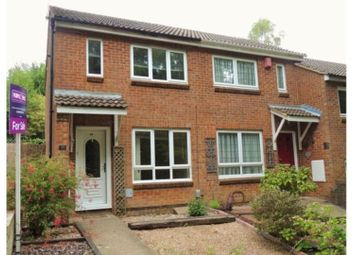 Thumbnail 2 bed end terrace house to rent in Hurst Hill, Chatham