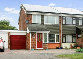 Thumbnail 3 bed semi-detached house to rent in Tennyson Drive, Abingdon On Thames, Oxon