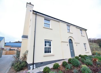 Thumbnail 4 bed detached house for sale in Llangenny Lane, Crickhowell