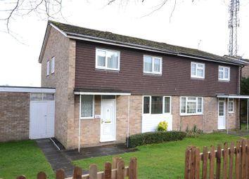 Thumbnail 4 bed semi-detached house for sale in Spey Road, Tilehurst, Reading