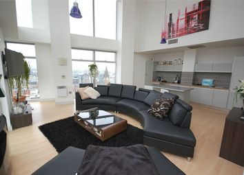 Thumbnail 2 bed flat to rent in Great Northern Tower, 1 Watson Street, Manchester