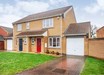 Thumbnail 2 bed semi-detached house for sale in Jubilee Close, Cherry Willingham, Lincoln