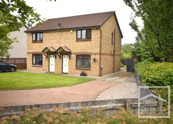 Thumbnail 3 bed semi-detached house for sale in Donaldson Green, Uddingston, Glasgow