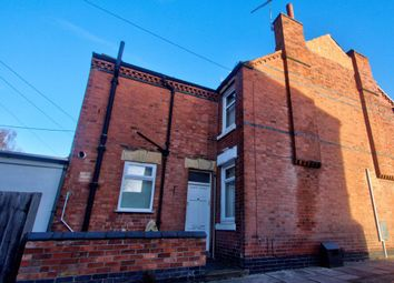 Thumbnail 2 bedroom terraced house to rent in Clarendon Park Road, Leicester