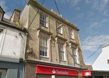 Thumbnail 1 bed flat for sale in George Street, Stranraer