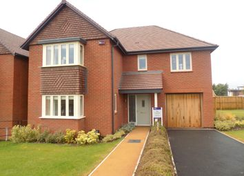 Thumbnail 4 bed detached house for sale in Lipscomb Avenue, Exmouth, Devon