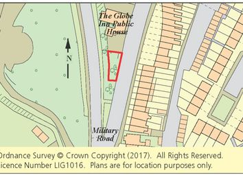 Thumbnail Land for sale in Military Road, Rye