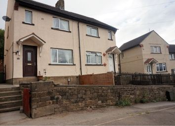 Thumbnail 2 bed semi-detached house for sale in Longley Lane, Huddersfield