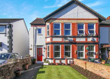 Thumbnail 3 bed end terrace house for sale in Grove Road, Hoylake, Wirral