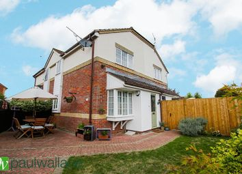 Thumbnail 1 bed end terrace house for sale in Priory Gate, Thomas Rochford Way, Cheshunt, Waltham Cross