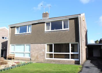 Thumbnail 3 bedroom semi-detached house for sale in Green Close, Mayals, Swansea
