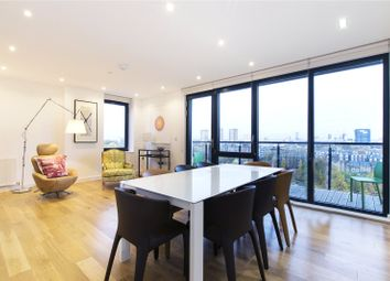 Thumbnail 3 bed flat for sale in Graphite Point, 36 Palmers Road, London