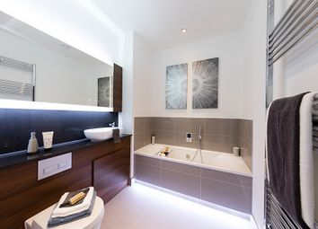 Thumbnail 1 bed flat for sale in Plot 249 - Precision, Greenwich