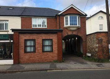 Thumbnail 2 bed maisonette to rent in All Saints Road, Sidmouth