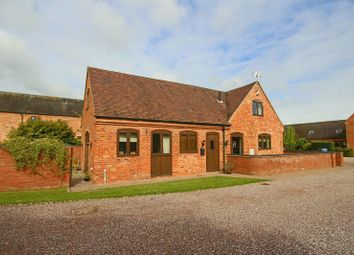 Thumbnail 3 bed barn conversion for sale in Coppenhall Mews, Coppenhall, Stafford