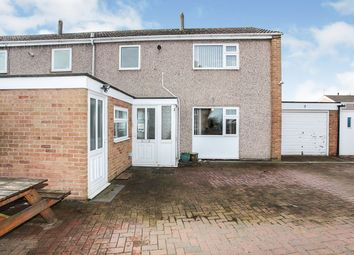 Thumbnail 3 bed end terrace house for sale in Cardigan Road, Bedworth, Warwickshire